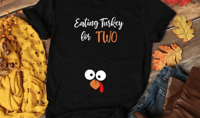 10 Maternity Thanksgiving Tops 2020