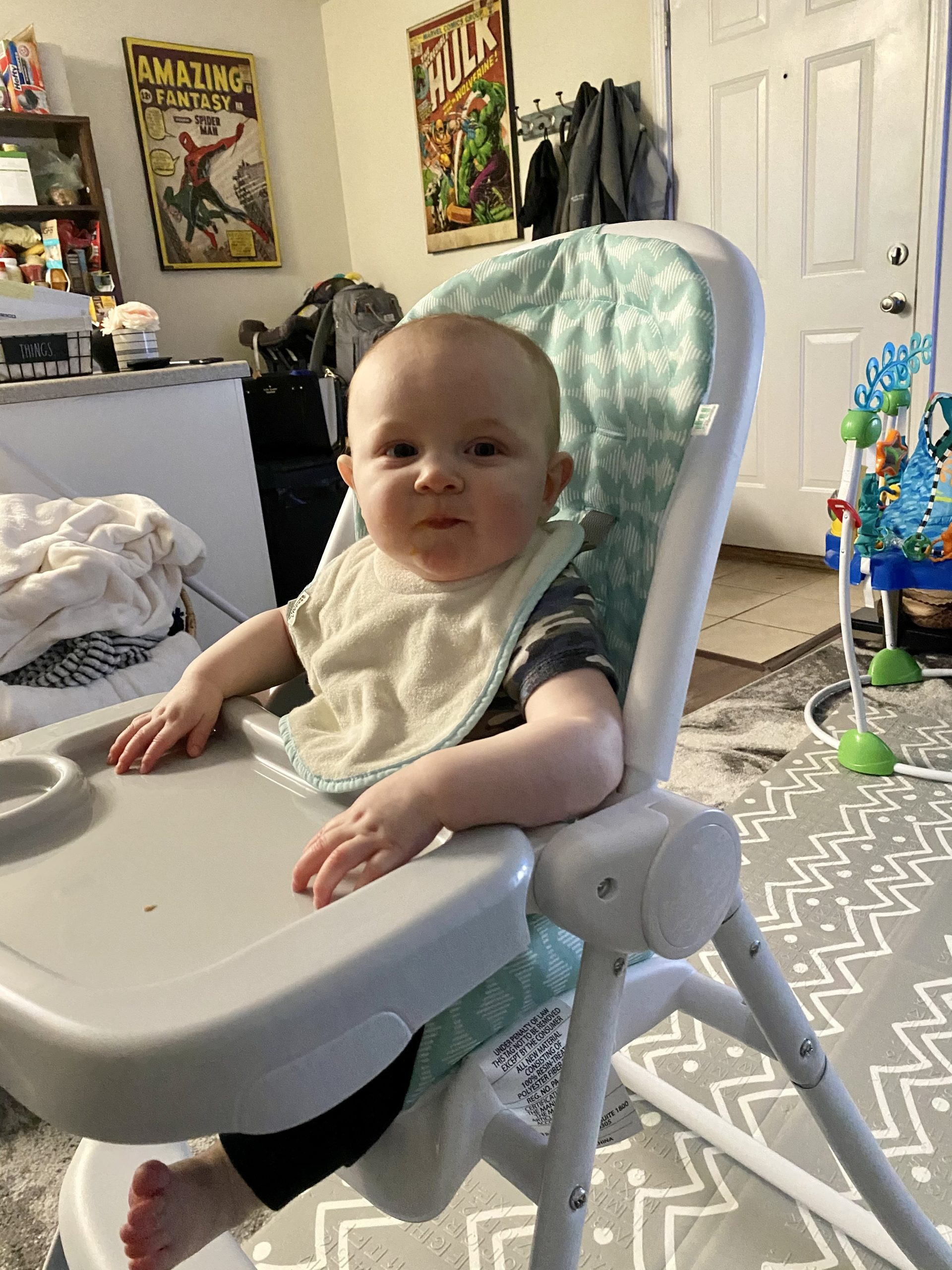 Truthful Review- Ingenuity Folding High Chair