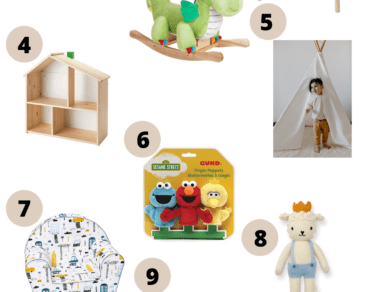 22 First Birthday Gift Ideas for Boys